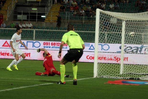 Ascolti tv Sky del 21 settembre: oltre 800mila per Palermo-Inter