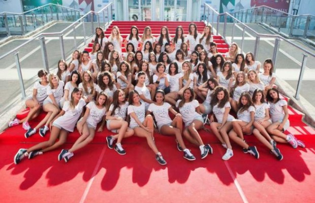 Miss Italia 2014: ecco le 60 finaliste