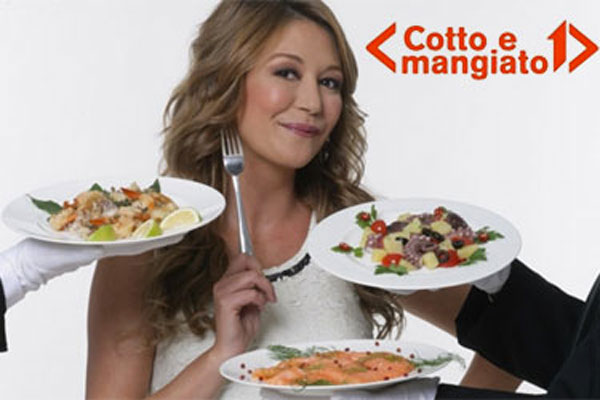 Cotto e mangiato, torna anche Tessa Gelisio e le sue ricette