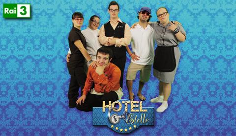 """""""Hotel 6 stelle"""", la nuova edizione della docu-fiction dal 14 novembre su Rai tre"""
