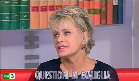 """""""Questioni di famiglia"""", il nuovo programma dall'intento sociale di Rai tre"""