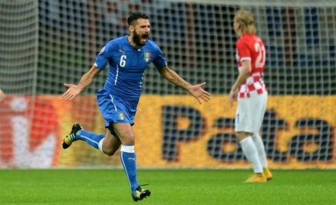 Ascolti tv del 16 novembre: boom per Italia-Croazia