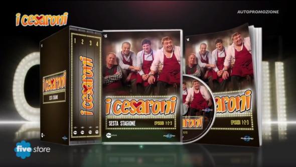 """""""I Cesaroni 6"""": i DVD in edicola e su Fivestore dall'11 Novembre!"""