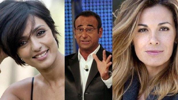 Sanremo 2015, in lista per affiancare Carlo Conti: Ambra, Vanessa Incontrada