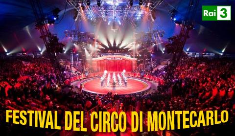 Festival del circo di Montecarlo, su Rai tre per la serata di fine anno