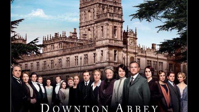 Downton Abbey, la quarta stagione in esclusiva su Rete 4