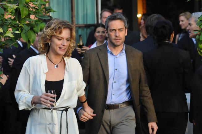 """""""Solo per amore"""", la nuova fiction di Canale 5 con Antonia Liskova, Kaspar Capparoni e Massimo Poggio"""