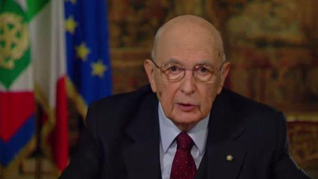 Messaggio di fine, l'ultimo messaggio del Presidente Napolitano che in tanti non vogliono sentire