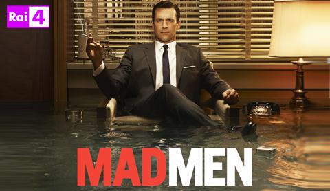 Mad Men, la sesta stagione inedita su Rai 4