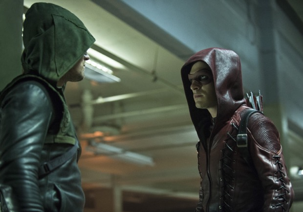arrow, the flash