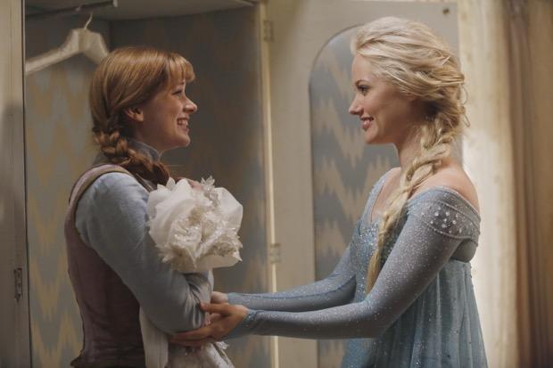 C'era una volta (Once upon a time): la quarta stagione con i personaggi di Frozen su Fox