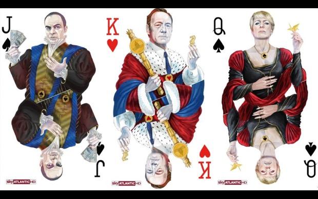 House of cards, la terza stagione dal 4 marzo su Sky Atlantic