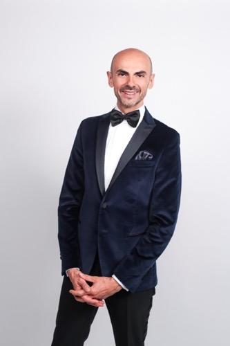 Sanremo 2015, Enzo Miccio nel backstage per Real time