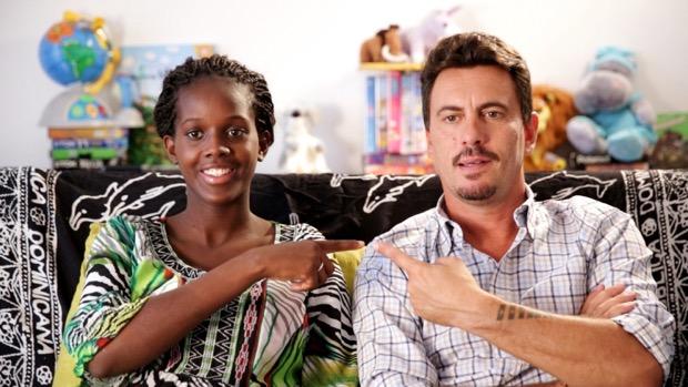 """""""I colori dell'amore"""", la nuova docu-soap di Real time per raccontare le coppie miste"""