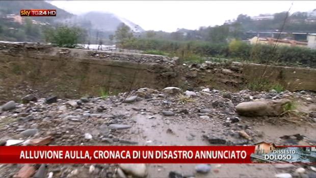 """""""Dissesto doloso atto II"""", prosegue l'inchiesta di Sky tg 24 sul dissesto idrogelogico dell'Italia"""