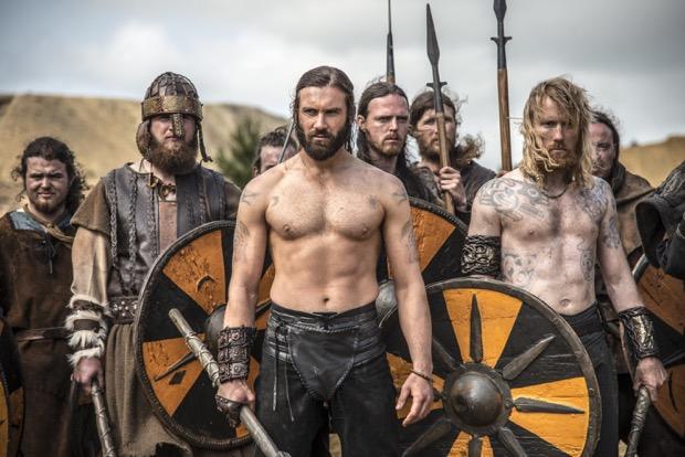Vikings 2 e Il trono di spade 3, dal 25 marzo su Rai 4