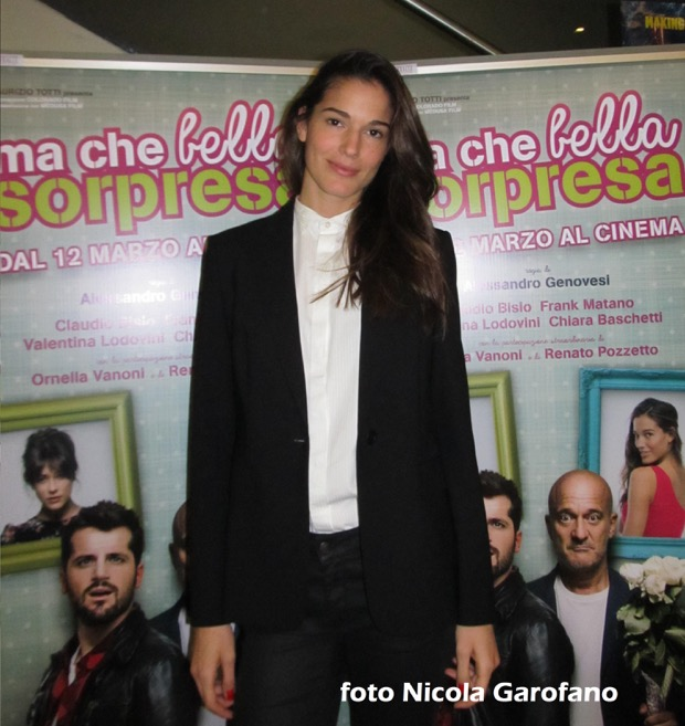 """Chiara Baschetti, la nostra intervista a una delle protagoniste del film """"Ma che bella sorpresa"""""""