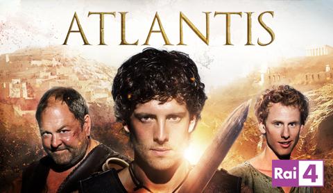 Atlantis, la serie britannica che va alla scoperta del continente perduto