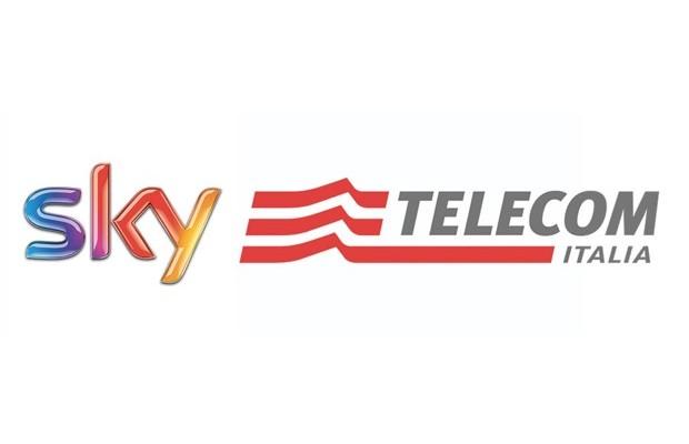 sky, telecom italia