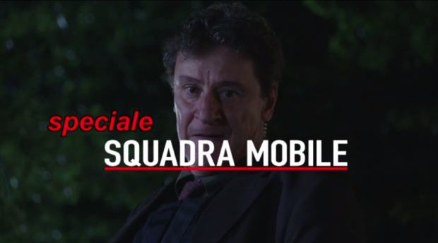 squadra mobile fiction
