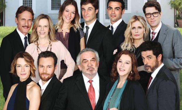 Una grande famiglia 3: anticipazioni prima puntata del 12 Aprile