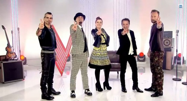 The voice of Italy, ultimo appuntamento con i Knockout