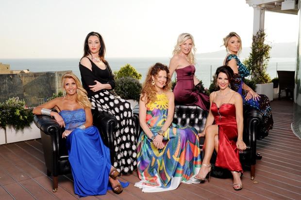 """""""Lucky Ladies"""", la docu-serie che racconta l'upper class partenopea su Foxlife"""