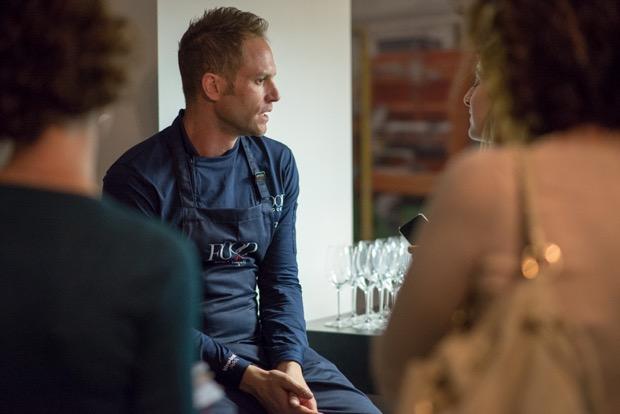 """""""Loft story"""", la nuova originale webserie con protagonista lo chef Simone Rugiati"""