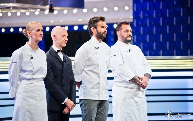 Hell's kitchen Italia, la seconda edizione dal 21 maggio su Sky Uno HD: ecco i concorrenti