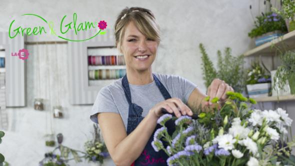 Green&Glam, Ellen Hidding su La5 con il factual un pò glamour