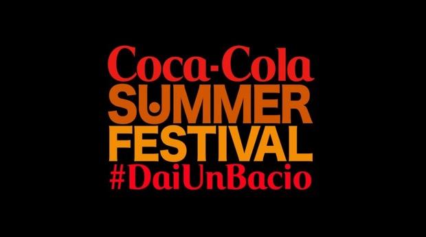 Coca cola summer festival: ecco tutti gli artisti