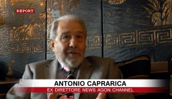 Agon channel, Antonio Caprarica svela la richiesta di denaro ricevuta da Becchetti