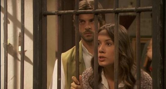 Il segreto, anticipazioni dal 6 al 10 luglio 2015: Aurora e Gonzalo contro Jacinta