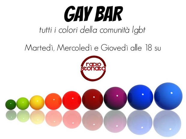 gay bar, radio stonata