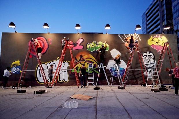 """""""Street Art Master"""", dal 1° settembre una nuova serie su Sky Arte HD"""
