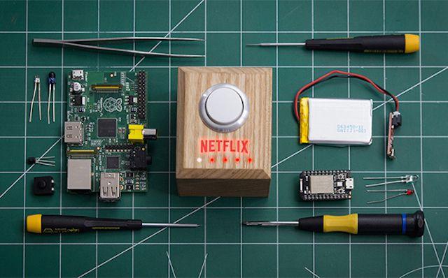 Netflix lancia The Switch ovvero come creare un telecomando che controlla anche le luci nella stanza