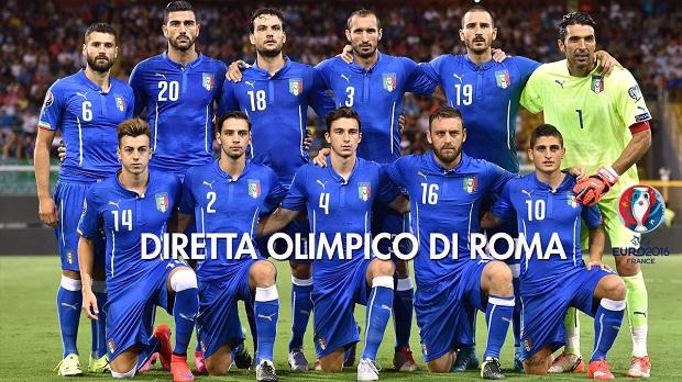 Lo sport in tv del 13 ottobre: Italia-Norvegia diretta Rai Uno