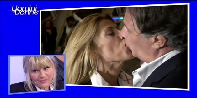 Uomini e donne, la misteriosa telefonata di Giorgio a Gemma (video trono over dell'8 ottobre)