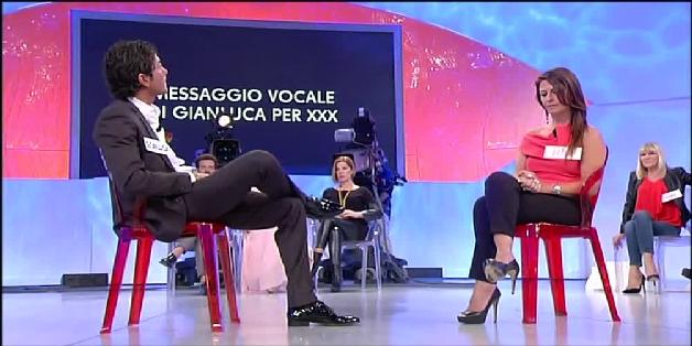 Uomini e donne, la segnalazione su Gianluca (video trono over del 15 ottobre)