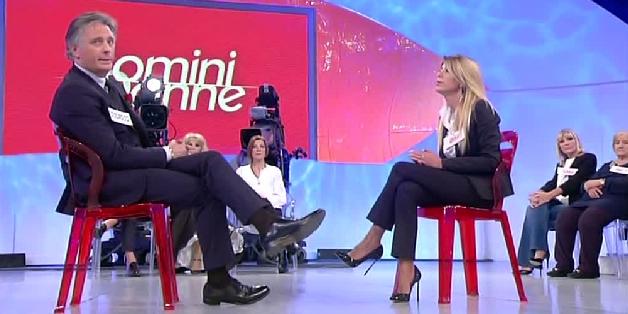 Uomini e donne, le connessioni di Giorgio (video trono over del 26 ottobre)