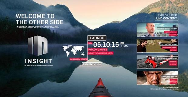Nasce Insight, il nuovo canale di factual entertainment completamente interattivo