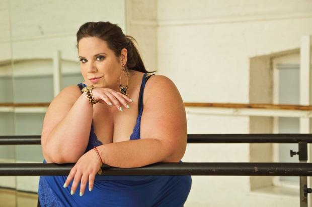 """""""Il favoloso mondo di Whitney"""", la storia della ballerina obesa raccontata da Real time"""