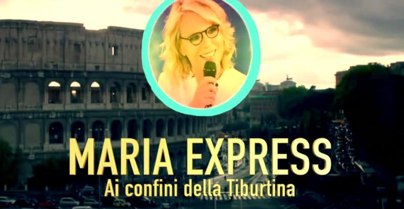 maria express, trash italiano