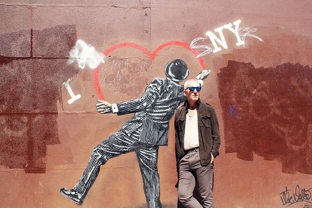 """""""Graffiti a New York"""", Federico Buffa alla ricerca dei segni di arte urbana su Sky Arte HD"""