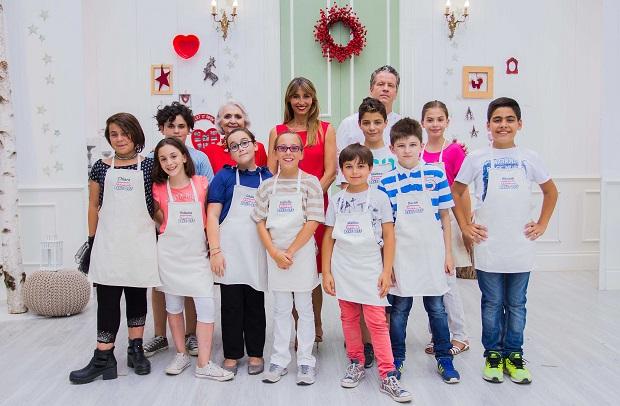 """""""Junior Bake off Italia"""", dal 27 novembre arrivano i piccoli pasticceri su Real time"""