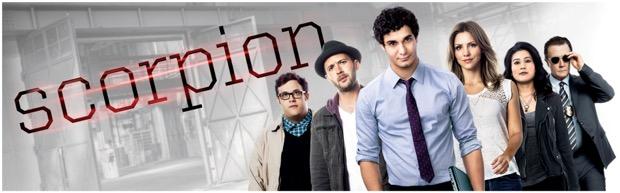 Scorpion, la nuova serie action dal sapore tecno su Axn dal 3 novembre