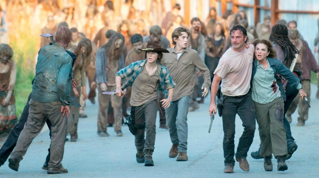The walking dead, i cattivi siamo noi!