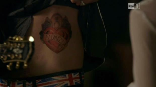 Il tatuaggio di Tony