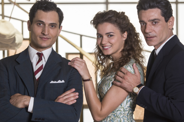 Il Paradiso delle Signore, anticipazioni prima puntata dell'8 Dicembre: Teresa si trasferisce a Milano e conosce Pietro e Vittorio