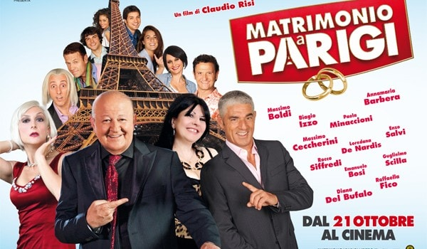 Ascolti tv del 2 gennaio: serata vinta da Matrimonio a Parigi